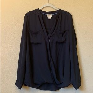 Anthropologie Blouse by Maeve